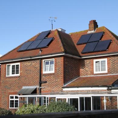 Solar Voltaics installation