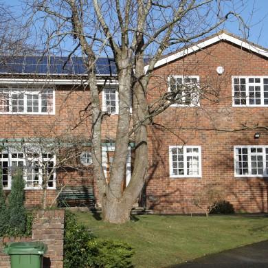 North Emsworth - Solar PV System installation