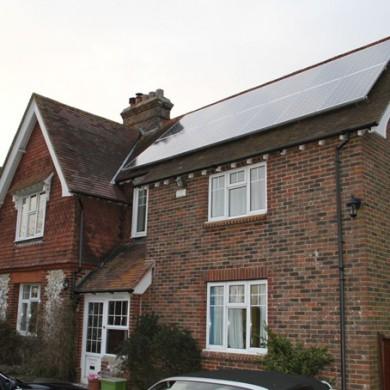 Sussex Solar PV Installation