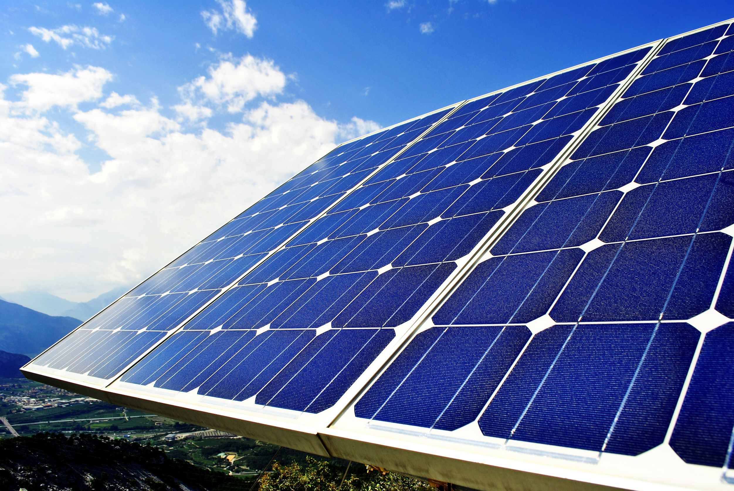 Solar Voltaics Ltd » Which Panels?