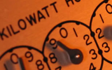 feed in tariff kilowatt hour meter