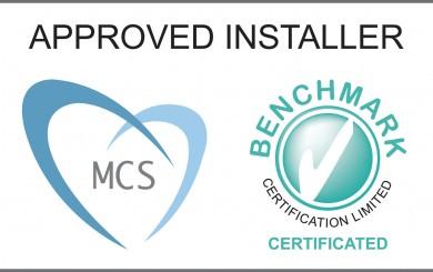 mcs approved installer logo
