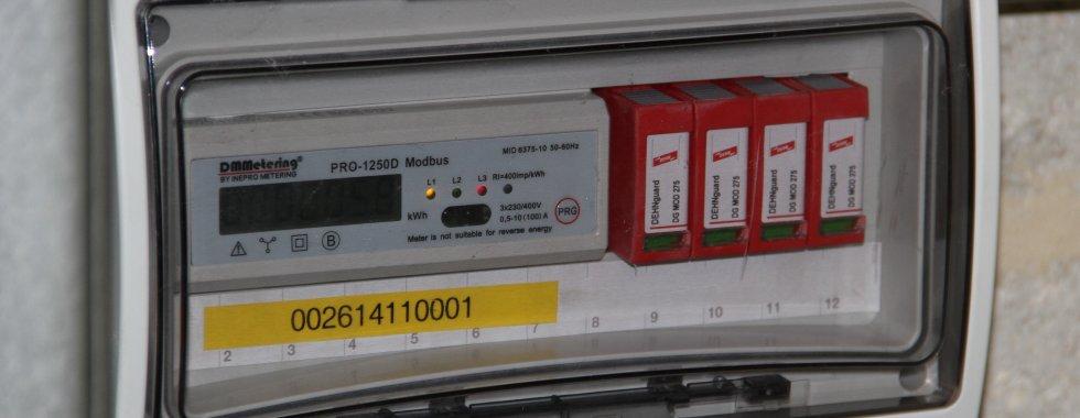 Generation Metering & Surge Protectors