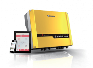 Goodwe ES series Hybrid Inverter