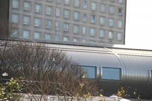 Solar Panels on Somerstown Central Community Hub