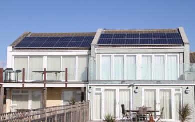 Bracklesham Solar PV Installation