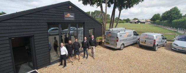 The Solar Voltaics Team