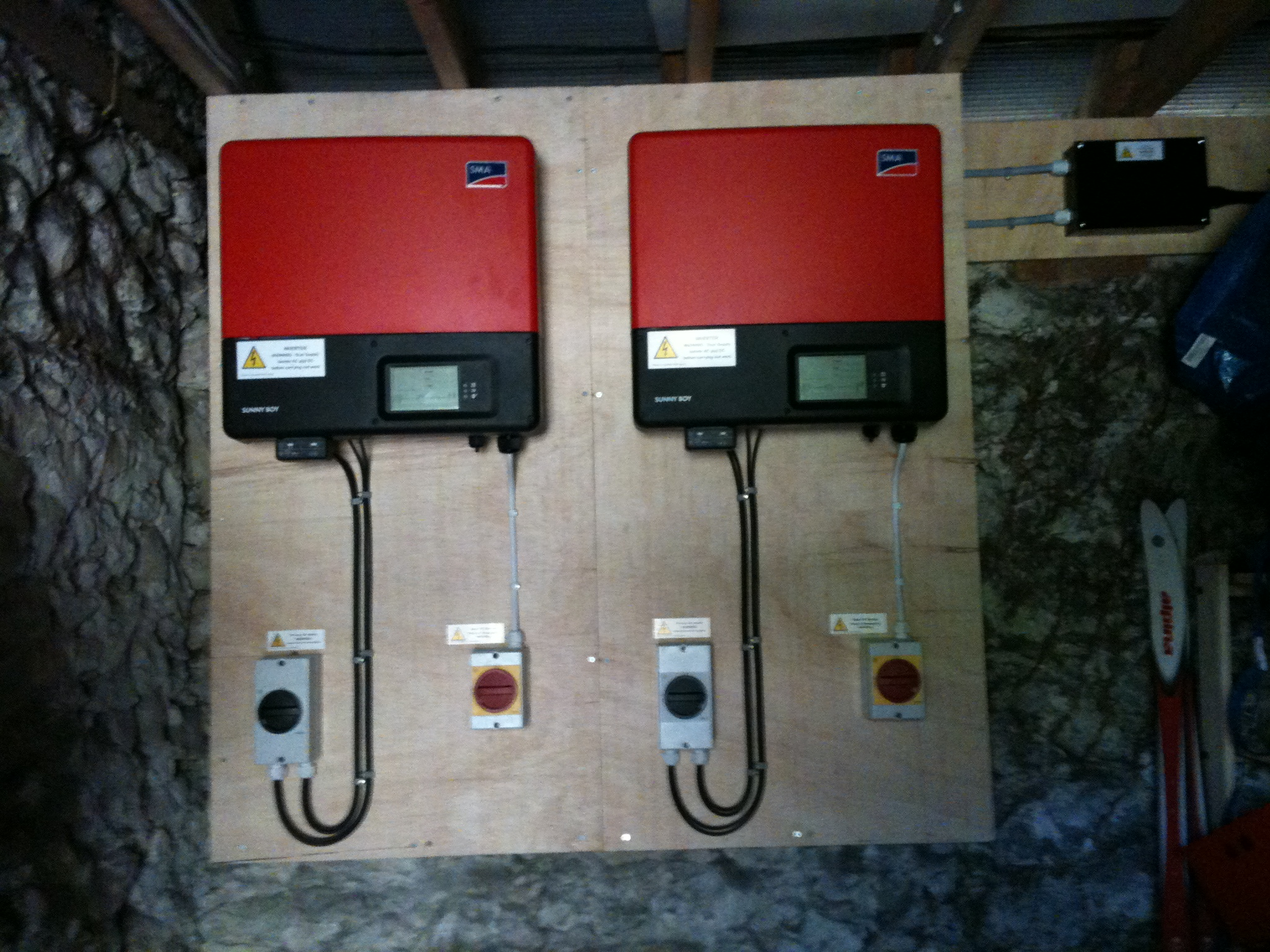 Solar Voltaics Ltd Inverters What Are They Used For