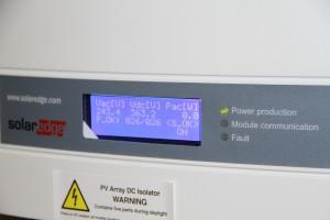 Solar maintenance of solaredge systems