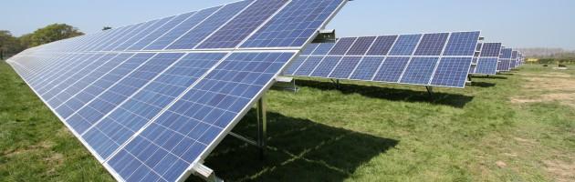 Hayling Island Solar Farm