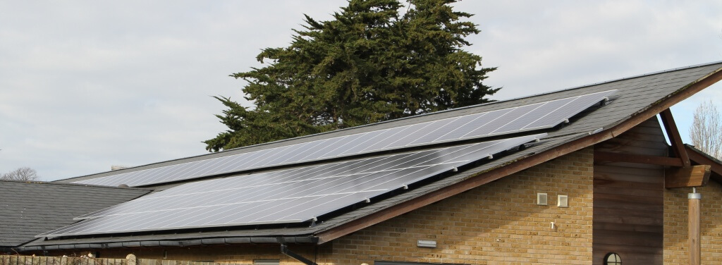 Solar reducing costs on Hamilton House Care Facility