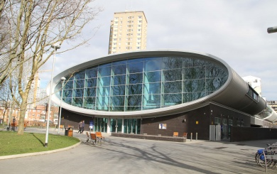 Somerstown Central Community Hub