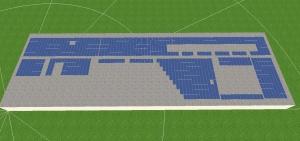 PV Sol Design Layout