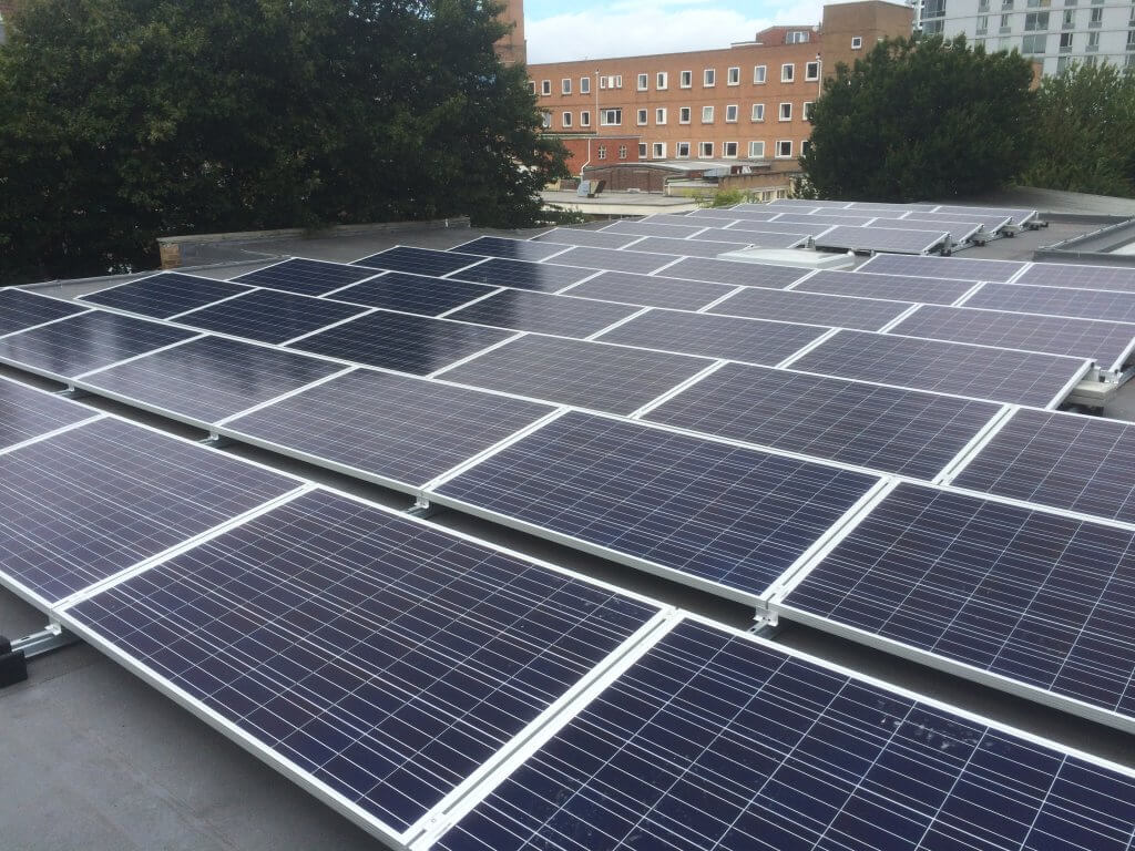 St Georges Primary School Solar PV Installation