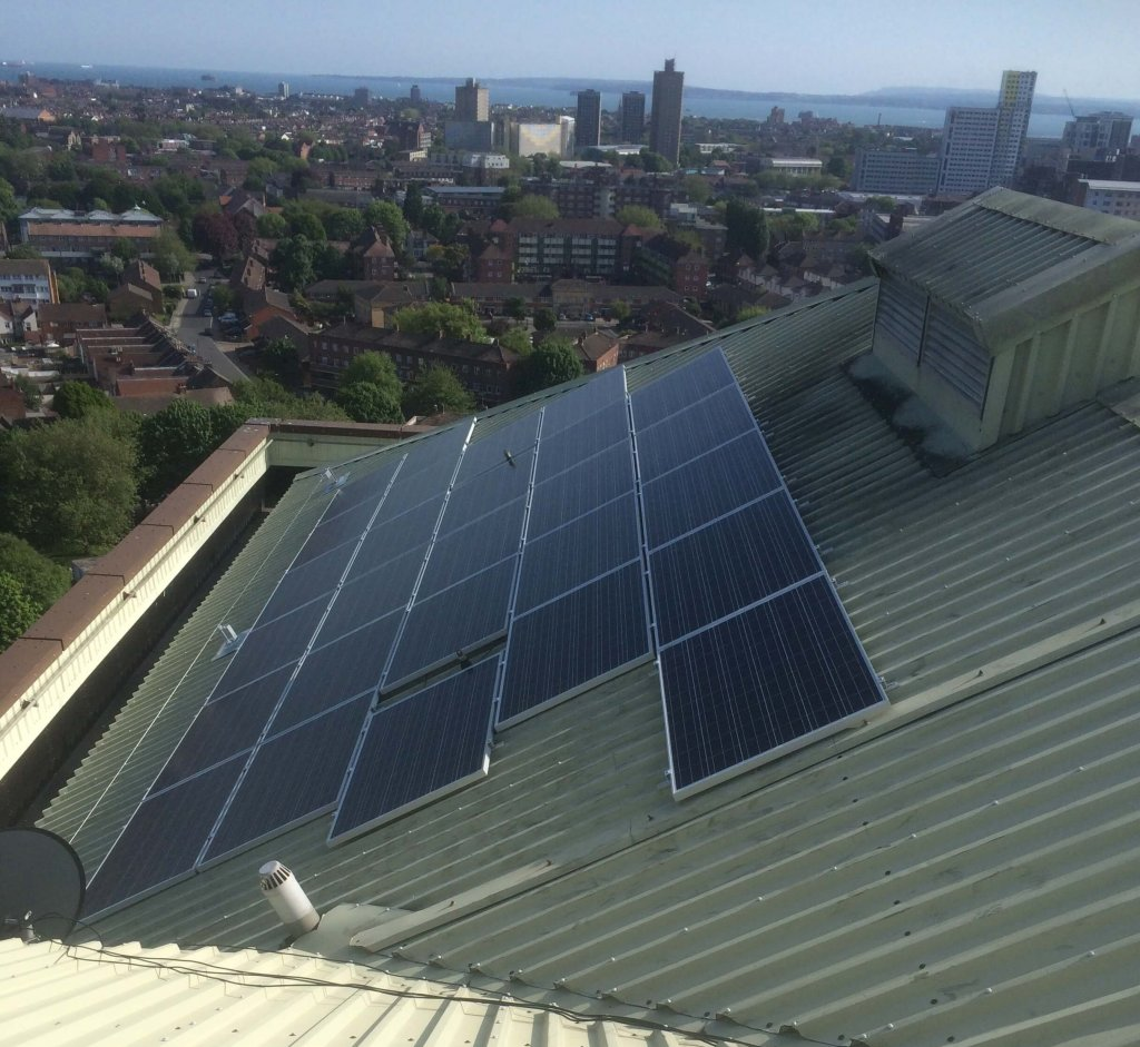 Barkis & Nickleby Solar PV Installation