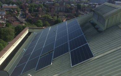 Barkis & Nickleby Solar PV Installation